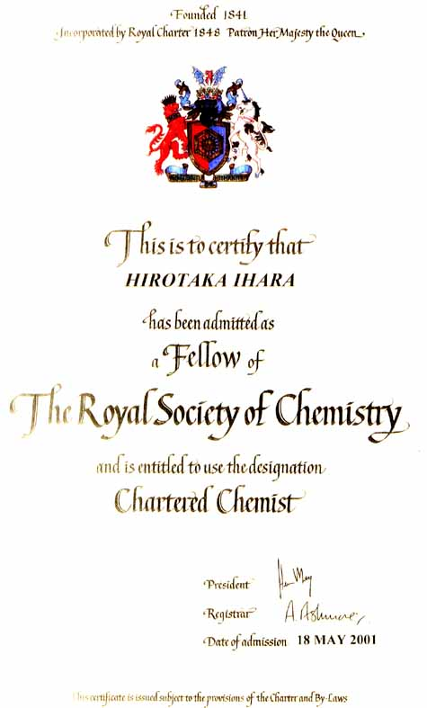 how to become a fellow of the royal society